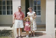 family & friends, Kaduna 1959