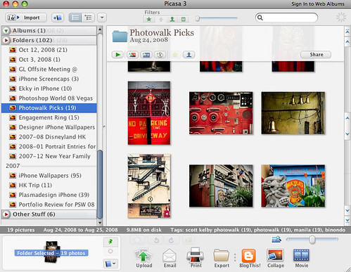 Google Picasa for Mac