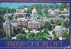 University of Notre Dame Campus