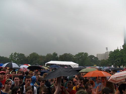 Pitchfork 2008, Chicago 07/19