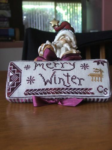 Merry Winter - Homespun Elegance