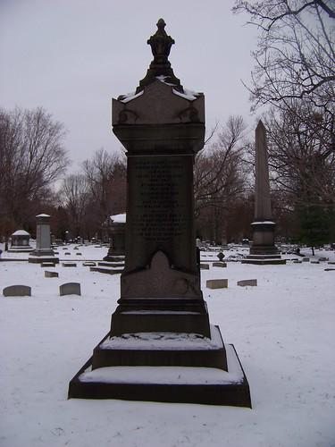 Goodrich Monument