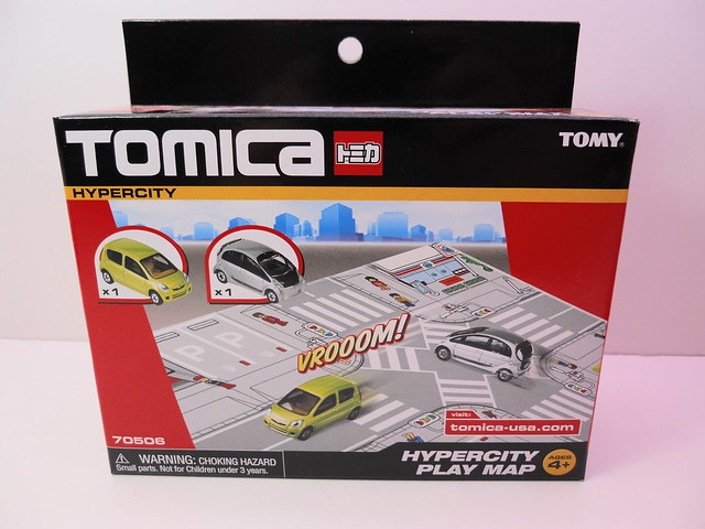 tomica tomy hyper city play mats (3)