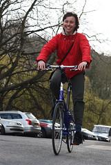Tamina - Swindon Cycling Champions Officer