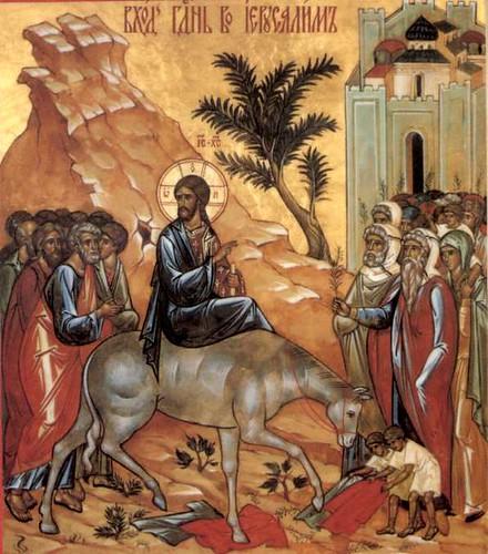 Christus Palmsonntag