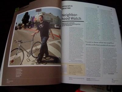 Good Magazine Spread