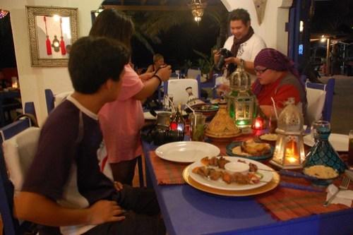 Boracay Morrocan Dinner