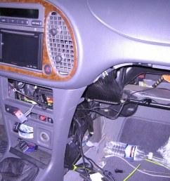 aftermarket double din radio unit saabcentral forums rh saabcentral com saab 9 3 2003 front saab 9 3 viggen wiring diagram  [ 1024 x 768 Pixel ]