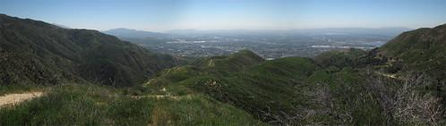 Placerita Canyon Loop Pano 02