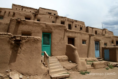 Taos Pueblo, New Mexico
