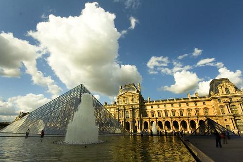 The Louvre Museum (Musée du Louvre)   Paris