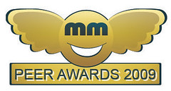 Mobile Peer Awards Logo