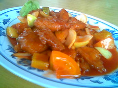SF's sweet and sour ribs