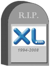 XL Tombstone