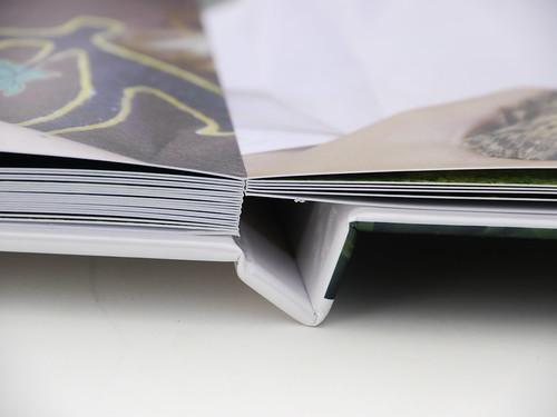 Adoramapix book, binding