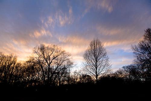 A Kentucky Sunset