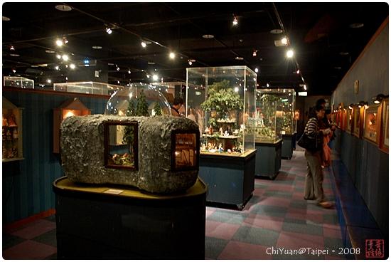 袖珍博物館。袖珍屋20