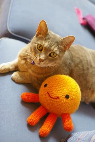 Kelpie and Spherey
