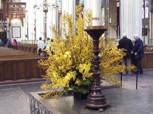kerkbloemen
