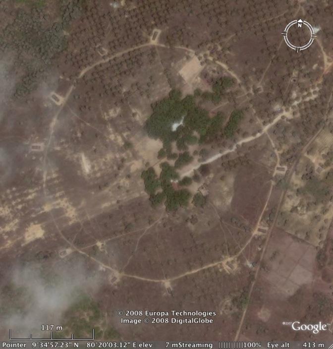 Strange Complex - Jaffna Peninsula