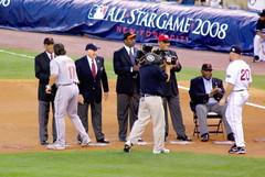 MLB All-Star Game 2008 - Hall of Fame 1st Base