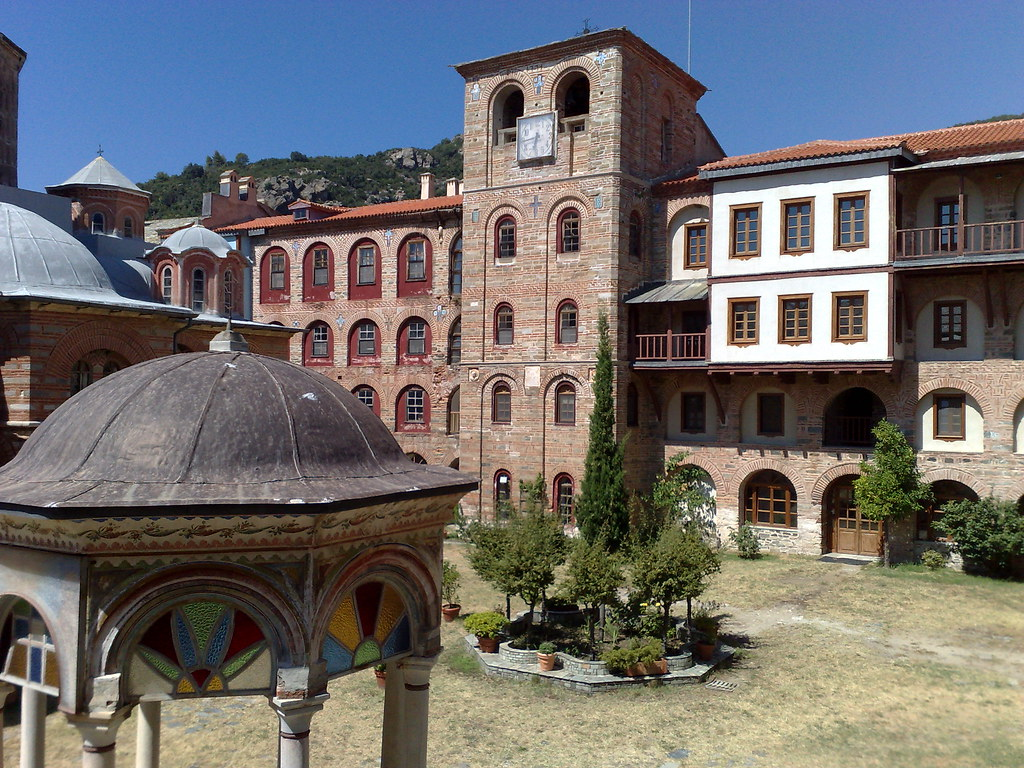 Xeropotamou Monastery