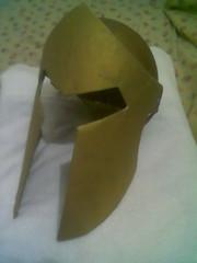 3. Spartan's Helmet
