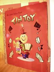 Tin Toy Golden Book