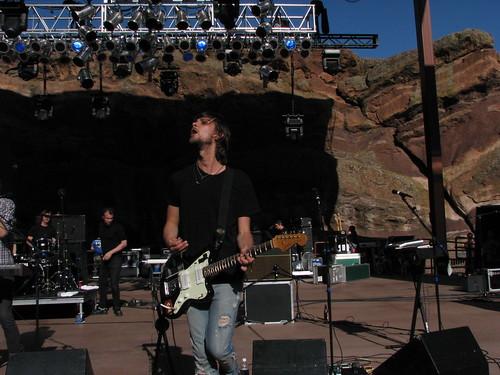 Cut Copy, Monolith Festival, Red Rocks 09/12/08