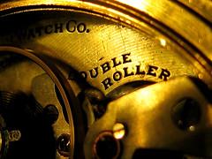 Double Roller: Like Clockwork, VI