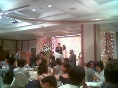 D&L's wedding reception 2
