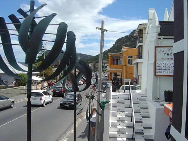 Kalk Bay Near Cape Town South Africa