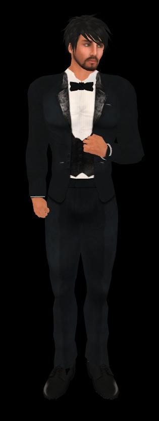 22769 Dark Suit Luxory Hunt