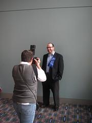Adam Bellow, ISTE Young Technology Award winner!