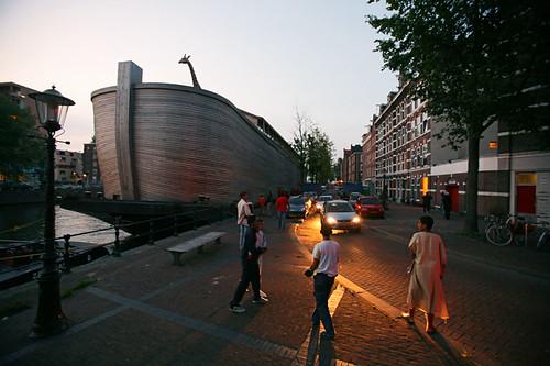 Noahs Ark Replica