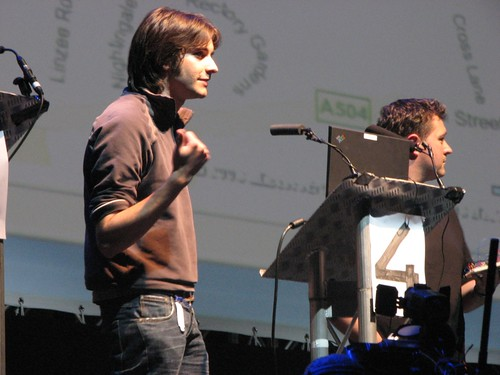 Mashed 2008 presentations