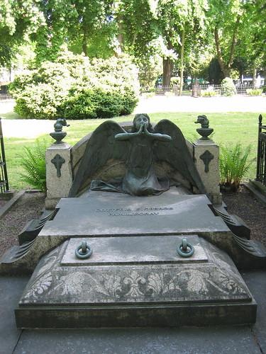 Malmo gravestone