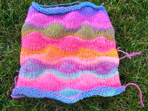 Square for Lizard Ridge Blanket