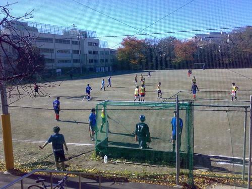 Tokyo Uni field hockey