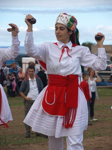 Dancer from El Hierro