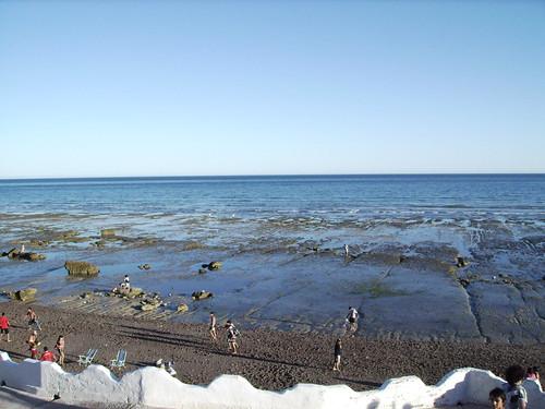 playa Las Grutas