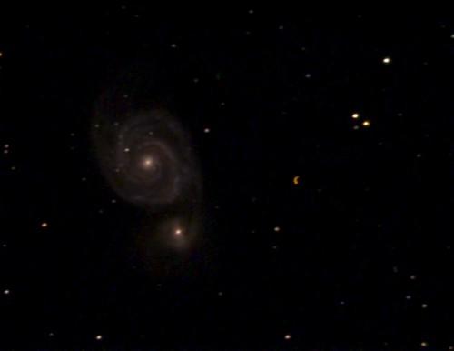 M51 - Messier Marathon 2008