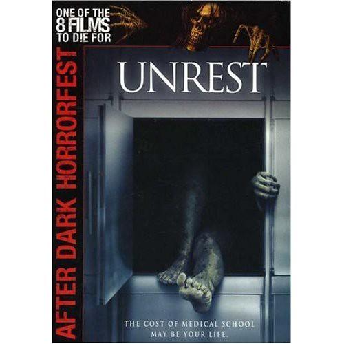 Unrest DVD cover by bonamigi.