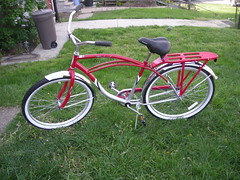 My New Schwinn