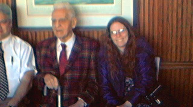 Carolyn & Grandpa