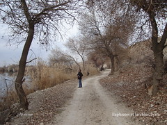 Walking on Euphrates' Banks