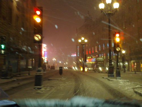 london snow by you.