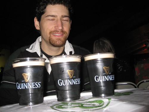 Three Guinness for Rod