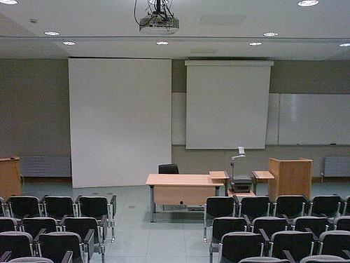 3Dcamp main room