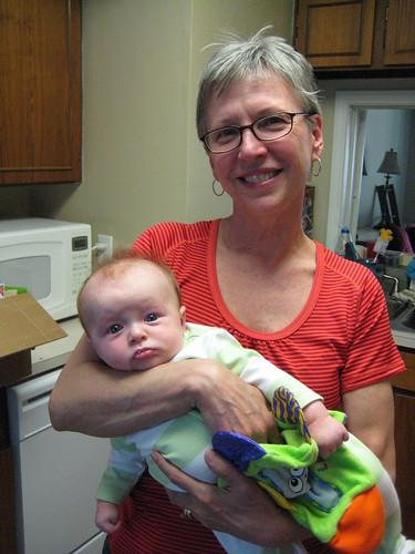 granny and josiah